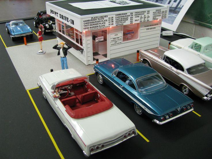 model cars | 2009 Cedarville Model Car Contest and Swap Meet Photographs