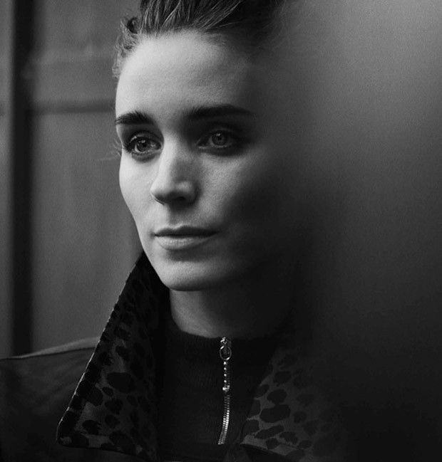 Rooney Mara for Interview Magazine by Peter Lindbergh