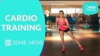 Yoga Fitness Flat Belly Suivez Lucile Woodward, coach sportif, dans une séance de cardio-training pour perdre du poids. Si vous débutez, n'hésitez pas à reprendre les séances de cardio , tonification musculaire et stretching du 1 er mois. Pour obtenir des résultats,  mangez équilibré et si vous le pouvez, faites vous accompagner d'un nutritionniste. >> A pratiquer plusieurs fois par semaine et à combiner avec la séance de renforcement musculaire du 2eme mois . Pensez également à pra...
