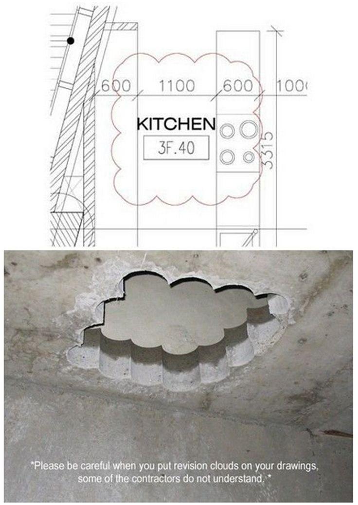 architect joke chistes de arquitectos pinterest