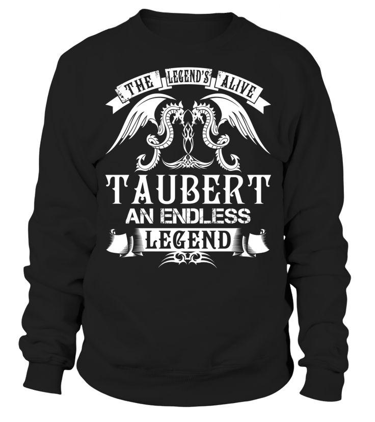 The Legend's Alive - TAUBERT An Endless Legend #Taubert