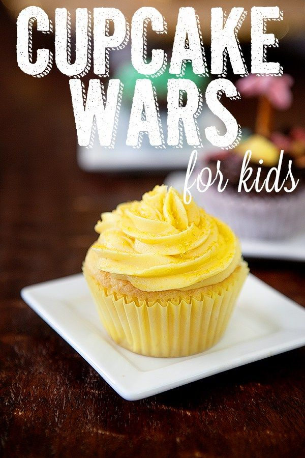Cupcake Wars For Kids - Some the Wiser