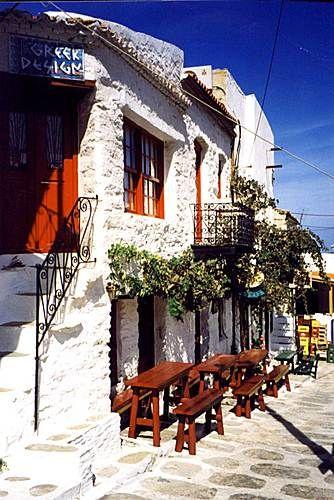 Photo of Taverna-Insel-Kea - Griechenland
