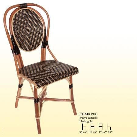 best rattan bistro chairs high u0026 low - Bistro Chairs