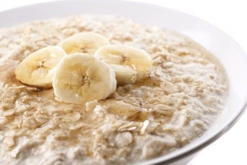 Instead of eating flavored, packaged oatmeal, cook sliced bananas in plain oatmeal with a bit of salt, lemon juice, & vanilla. The bananas act as a natural sweetener without empty calories & everything else really adds flavor!