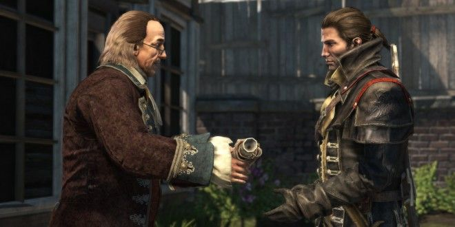 Assassin's Creed Rogue review | he makes his own luck