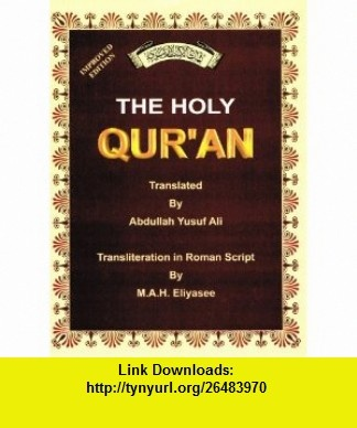 The Holy Quran Transliteration in Roman Script with Arabic Text and English Translation Two Colours (English and Arabic Edition) (9788171512706) Abdullah Yusuf Ali , ISBN-10: 8171512704  , ISBN-13: 978-8171512706 ,  , tutorials , pdf , ebook , torrent , downloads , rapidshare , filesonic , hotfile , megaupload , fileserve
