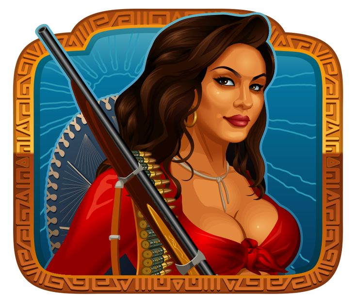Pistoleras Online Slot is available for #play at the #casino.