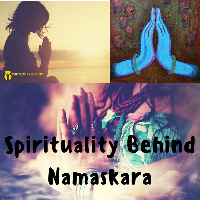 Often used by Hindus, Muslims, Buddhists, Sikhs, and other religions, Namaste is also revered within spiritual circles and meditation and yoga classes, and it's being embraced far beyond its South Asian origins.  #themodernvedic #spirituality #namaste #na