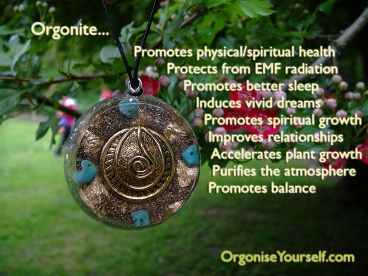 The main function of orgonite is to clean stagnant and negative energy. This has a multitude of beneficial effects. I have listed some of the benefits of ...