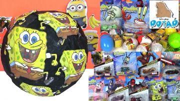 КИНДЕРЫ! Giant Spongebob Surprise Egg ОГРОМНОЕ ЯЙЦО! Губка Боб – СЮРПРИЗ ИГРУШКИ! Распаковка http://video-kid.com/13184-kindery-giant-spongebob-surprise-egg-ogromnoe-jaico-gubka-bob-syurpriz-igrushki-raspakovka.html  Сегодня мы откроем ОГРОМНОЕ ЯЙЦО от Губки Боба!!!!! И в этом яйце мы найдем кучу новых игрушек и сюрпризов!!!  А что из этого получилось – смотрите в видео «КИНДЕРЫ! Giant Spongebob Surprise Egg ОГРОМНОЕ ЯЙЦО! Губка Боб – СЮРПРИЗ ИГРУШКИ! Распаковка Сюрпризов». Это самый…