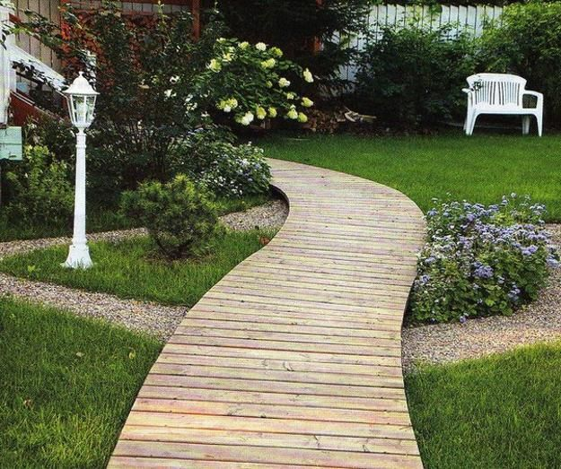 Walkways And Paths: Best 25+ Wooden Walkways Ideas On Pinterest