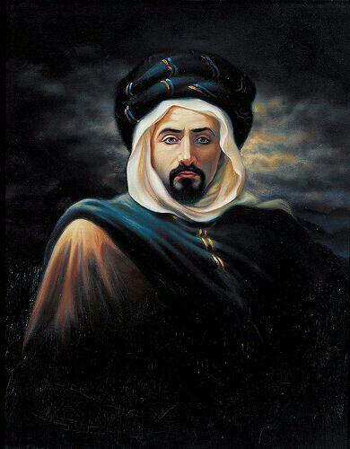 Peinture d'Algérie - Peintre Algérien, Hocine Ziani, ( Né En 1953 ), Huile sur…