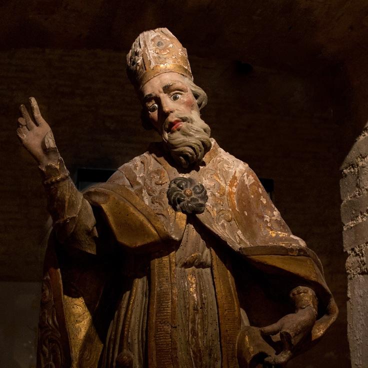 Busto di San Nicola Greco - Museo del Duomo di Guardiagrele (CH)