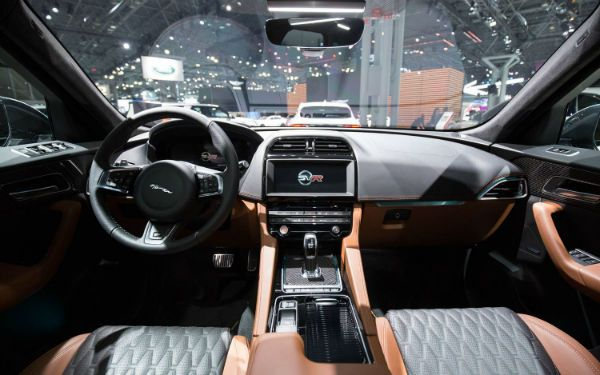 2019 Jaguar F Pace Interior Jaguar Suv Jaguar Jaguar Car