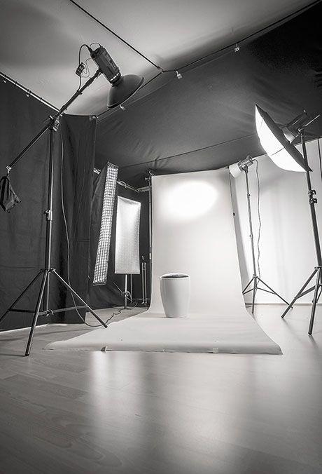 Heimstudio in Frankfurt, Fotostudio mit Beautydish, Elinchrom Varistar, Normalreflektor, Colorama Hintergrund, Manfrotto Galgenstativ