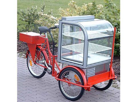 snacks on bikes!                                                                                                                                                                                 Mais