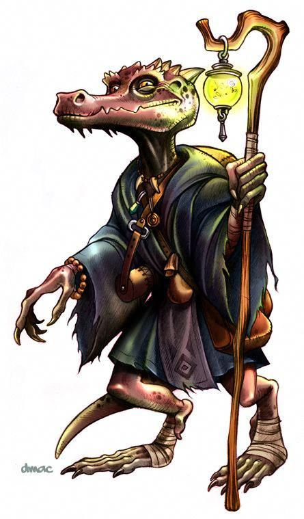 Kobold Commission by cmalidore on deviantART   Character