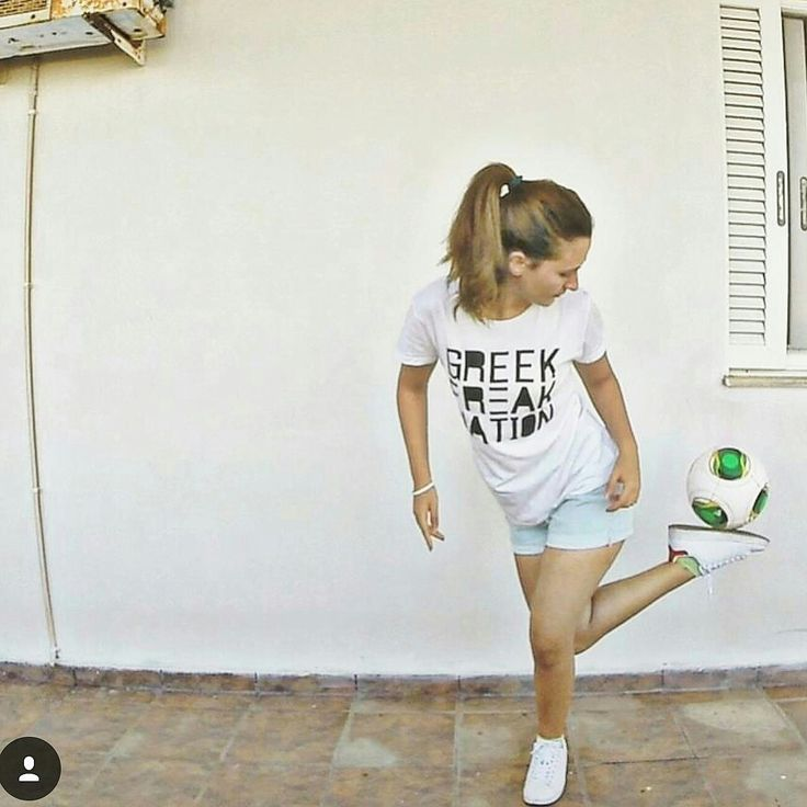 Greek girl soccer