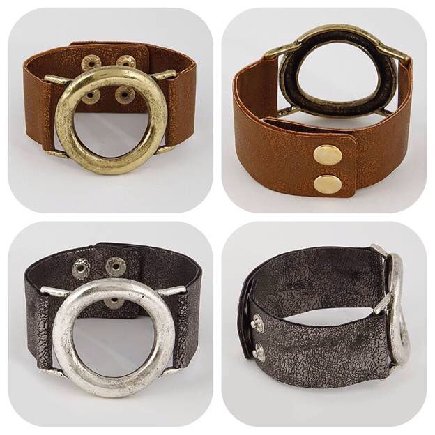 Gold and Brown or Silver and Pewter Adjustable Buckle Leather Bracelet #GoldandBrown #SilverandPewter #Adjustable #Buckle #Leather #Bracelet  #GoldandBrownAdjustableBuckleLeatherBracelet #SilverandPewterAdjustableBuckleLeatherBracelet #AdjustableBuckleLeatherBracelet  #BuckleLeatherBracelet #LeatherBracelet #25PercentOffDenim #HolyAdornmentBoutique #HoustonBoutique #LadiesBoutique #HoustonSales #SmallBusiness #ShopLocal #EtheFrugalDiva #EtheProverbs31Woman #Summer2016Lookbook #NewArrival…