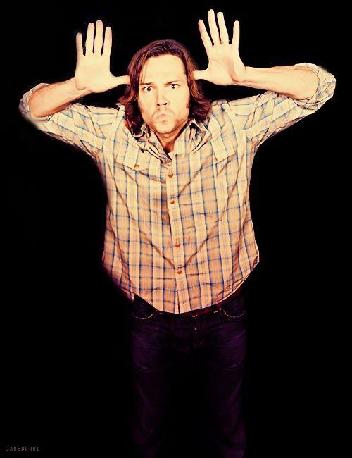 Jared Padalecki#Jared #Supernatural #SPN