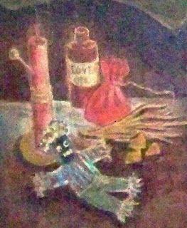 Brujería del Cerco : El Efecto de los Muñecos Vudú