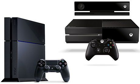 Xbox One vs Playstation 4 Target spec