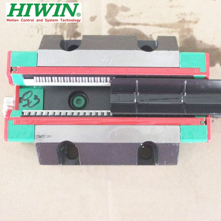 1pcs HIWIN RGW35 RGW35CC RG35 High Rigidity Roller Type Linear Guide Block Original HIWIN Rolling Linear Guide CNC Parts Stock //Price: $151.19//     #electonics