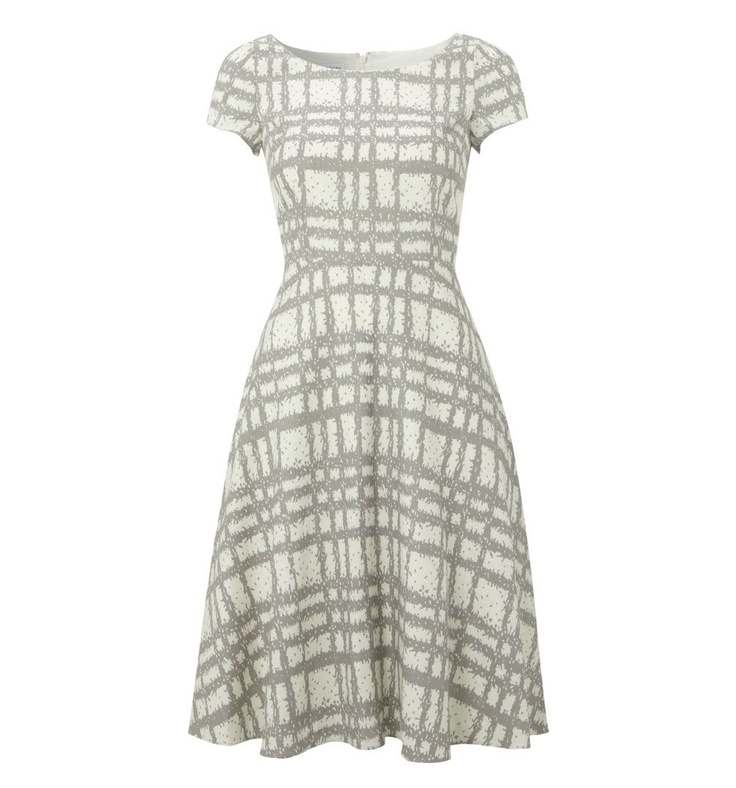 Check Wessex Dress | Hobbs    If it's good enough for Kate...: Duchess Of Cambridge, Grey Whit, Dresses Greywhit, Wessex Dresses, Hobbes Check, Kate Middleton, Hobbes Wessex, Check Wessex, Princesses Kate