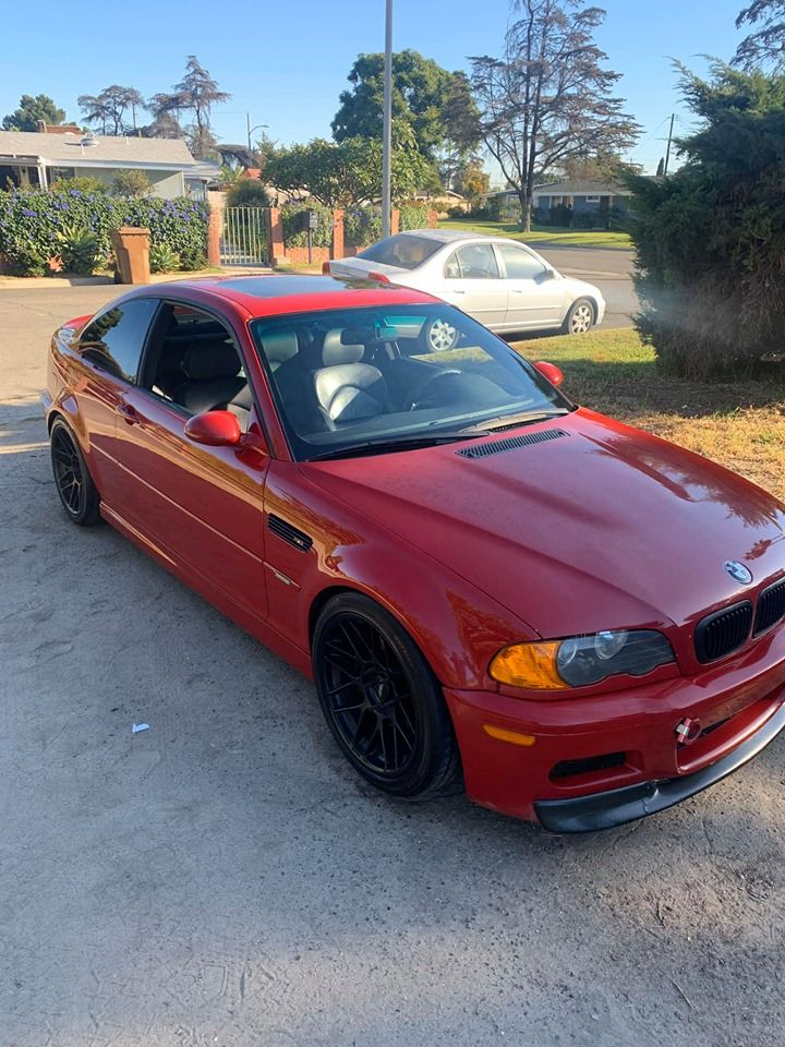 2003 Bmw E46 M3 Coupe With Images M3 Coupe Bmw For Sale Bmw
