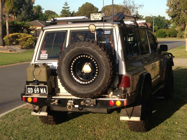 Well Equiped Nissan Patrol GQ