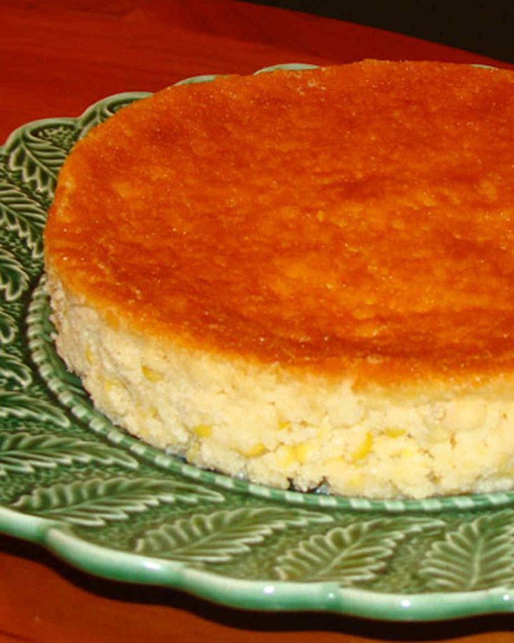 """Mario Bosquez, host of """"Living Today"""" on Martha Stewart Living Radio (Sirius channel 112) shares his special recipe for corn pudding."""