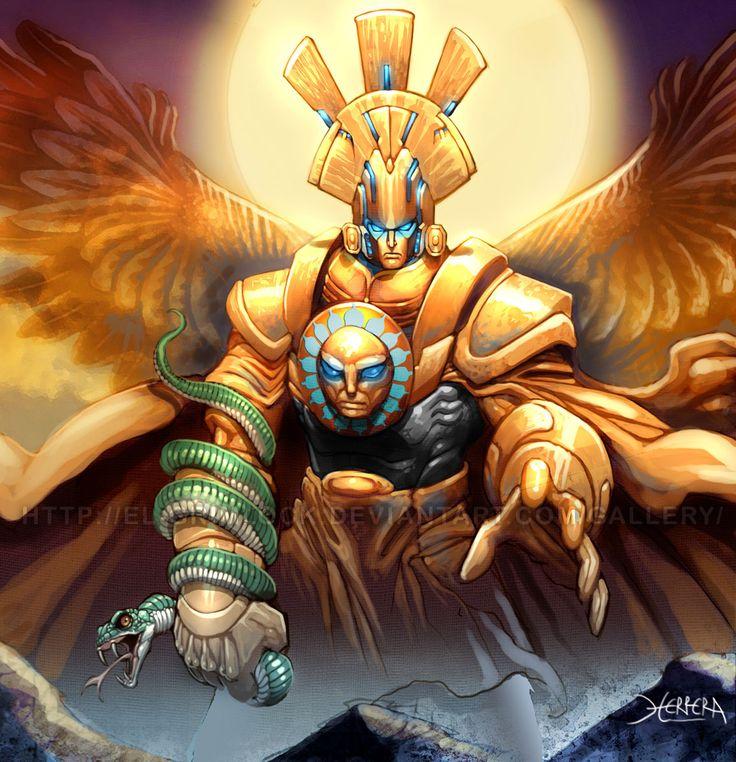 Inti (Dioses Incas)