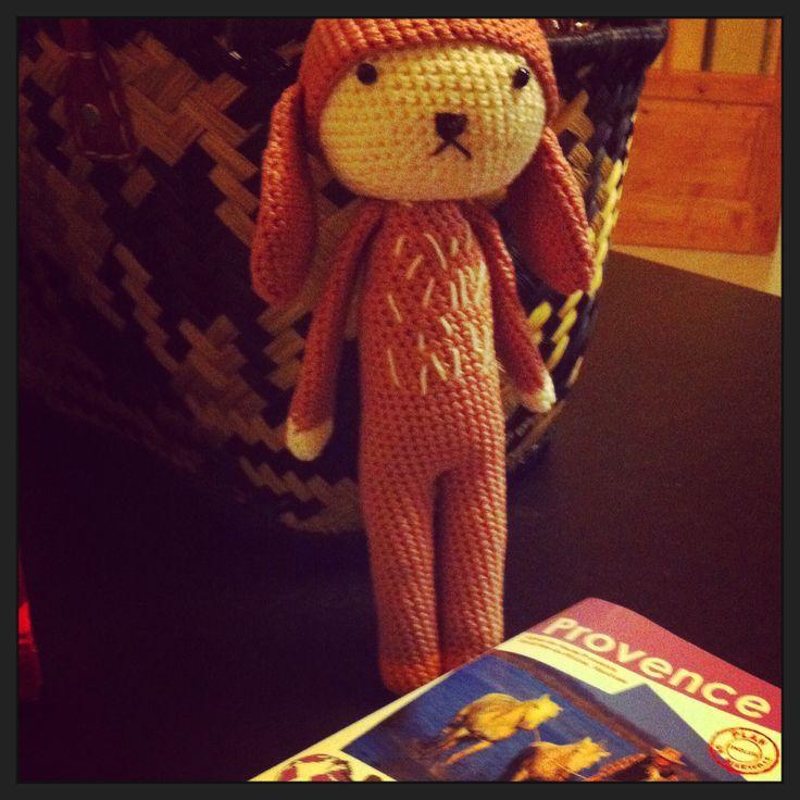 Framboise de Tendre Crochet