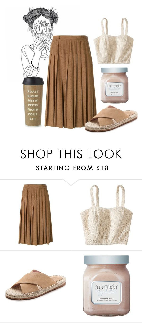 """""""SPACE BUNS // BODY BUTTER"""" by bubblywisdom ❤ liked on Polyvore featuring Louis Féraud, Xhilaration, Charlotte Stone, Laura Mercier and Kate Spade"""