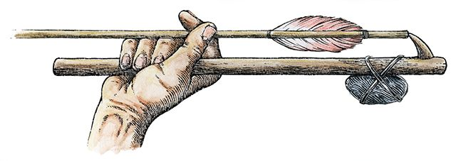 Primitive Weapons: The 100mph Atlatl Spear Thrower – Just Survival
