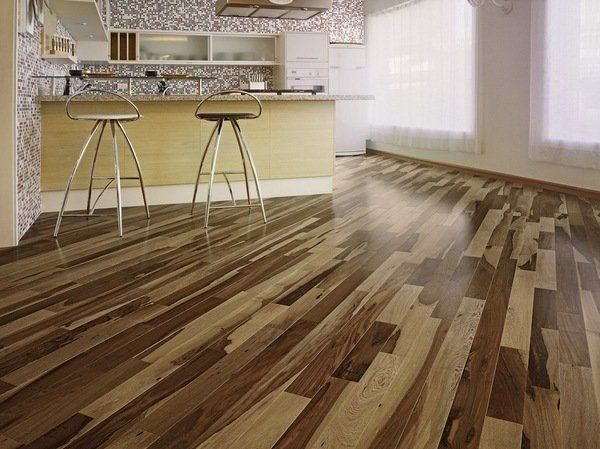 affordable flooring ideas engineered wood flooring pros cons kitchen design ideas