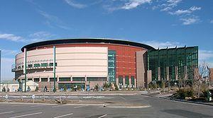 Denver Pepsi Center - Home (2000-Present)