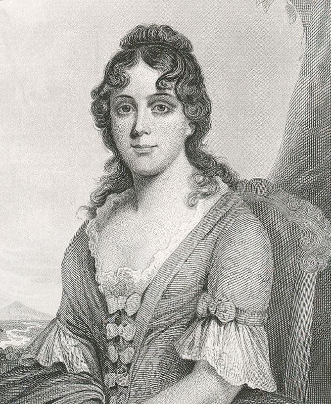 Martha Jefferson Randolph - First Lady 1801-1809 - Daughter of Thomas Jefferson