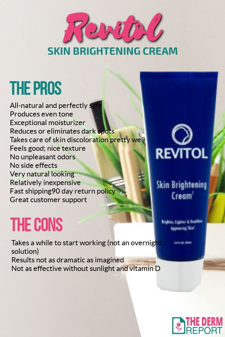 Revitol Skin Brightener Review Pros And Cons Buy Revitol Skin