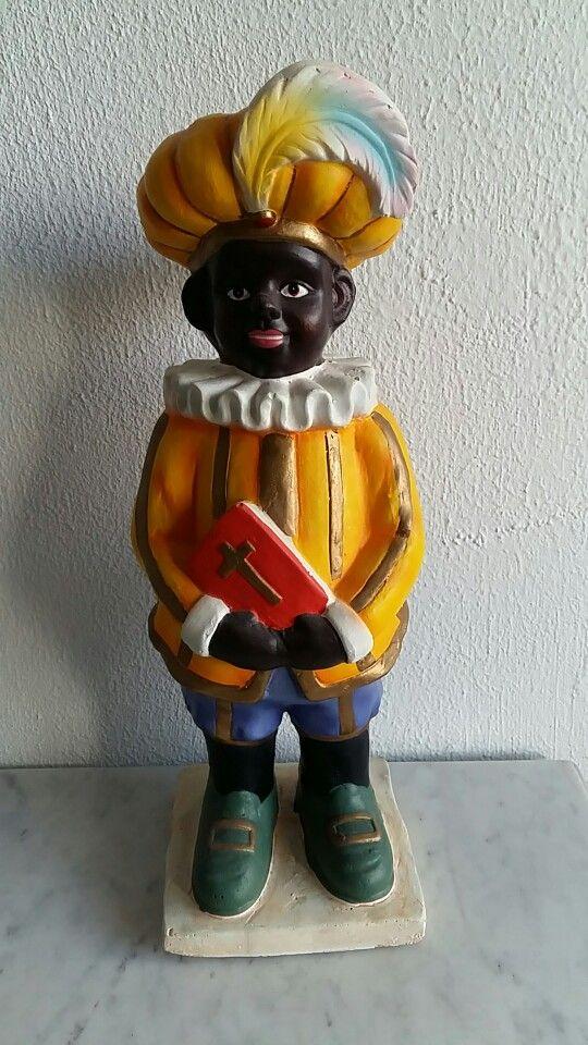 Zwarte Piet.