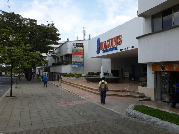 Holguines Trade Center en Cali, Valle del Cauca