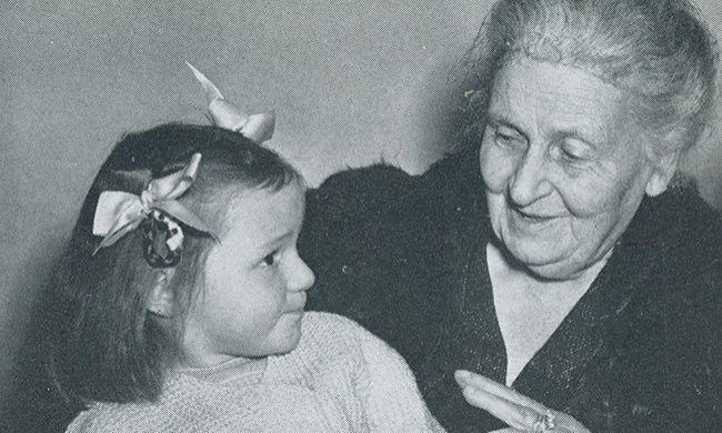 19Mandamientos deMaría Montessori para los padres defamilia o lo que nadie nos dice cuando vamos a ser papás...