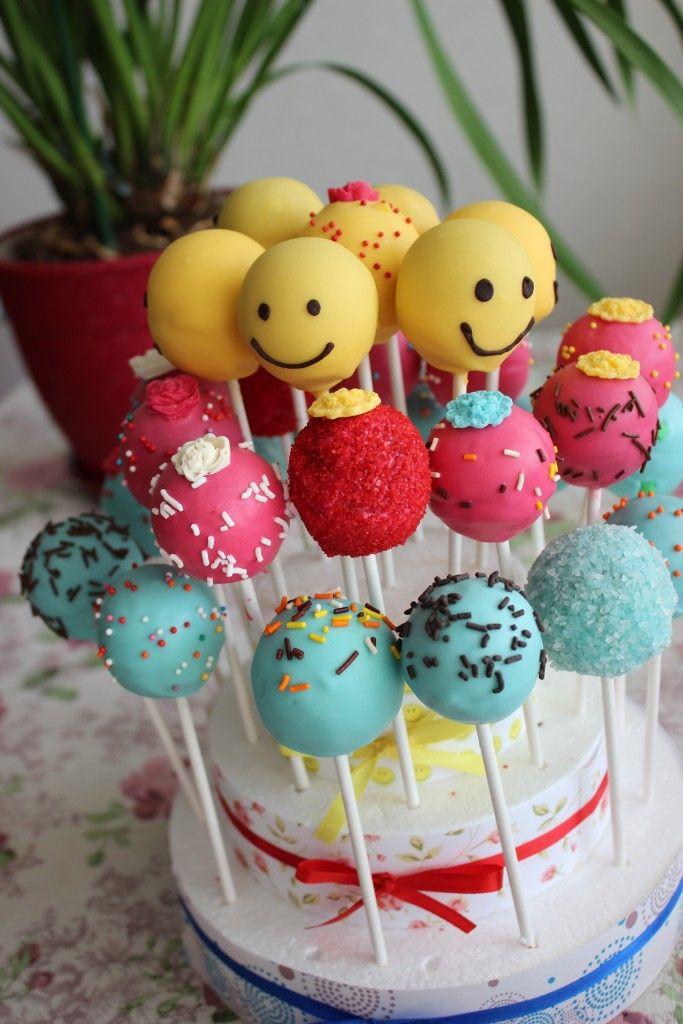 кейк попсы cakepops