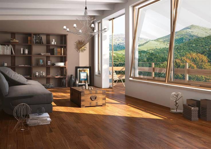 Talia arborea pavimenti gres porcellanato effetto legno for Gres effetto teak