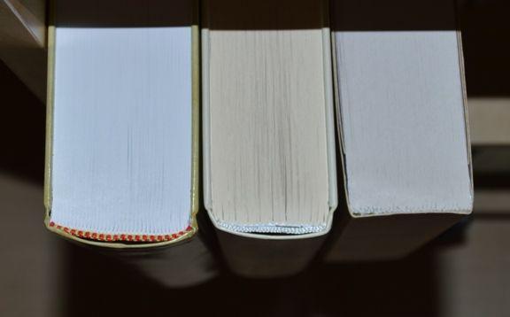Cómo publicar libros extensos.