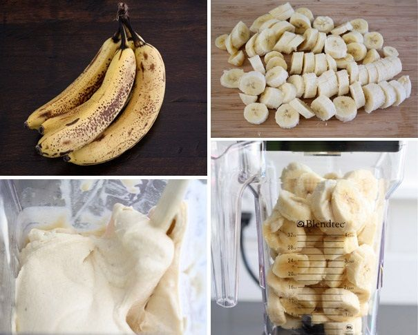 zmrzlina z 2 ingrediencii banan a arasidove maslo 7