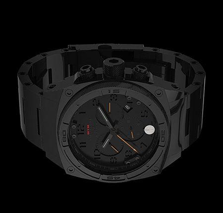 MTM Tactical Watch - Predator 2