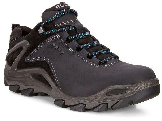 Демисезонные мужские туфли ECCO TERRA EVO (826524-51052) Кожа Яка Мембрана GORE-TEX Цена 3400 грн