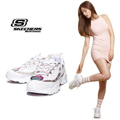 skechers d'lite  | PropShop24.com | skechers d'lites pink